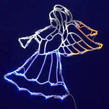 Lighted Outdoor Christmas Decorations by Led Outdoor Christmas Decorations Lighted Religious Decorations