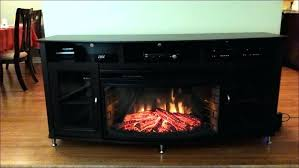 Rustic Electric Fireplace Rustic Electric Fireplace Media Center Simple Yet Charming For 60