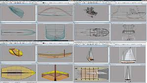 Woodworking Design Software Download by 3d Boat Design Boat Building My Boat Plans Pinterest Boat