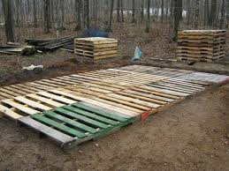 best 25 pallet decking ideas on pinterest pallet patio pallet