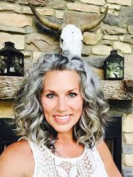 grey hairstyles for younger women curly hairstyles for medium hair hairstyles haircuts 2016 2017