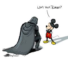 Mickey Mouse Meme - disney mickey mouse darth vader and star wars fanboy stuff