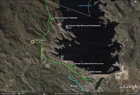 lake pleasant map birderfrommaricopa com