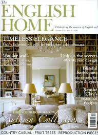 the english home press fromental