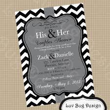 couples wedding shower invitation wording samples bridal shower