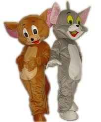 aliexpress buy tom cat jerry mouse mascot costume