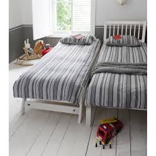 space saver bed matheus pull out trundle bed in white noa u0026 nani