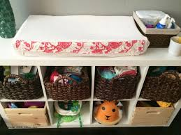 Diaper Organizer For Changing Table 13 Inspired Cloth Diaper Storage Ideas U2013 Dirty Diaper Laundry