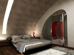 Ideas For Decorating A Small Futuristic Bedroom Bedroom Design - Futuristic bedroom design