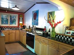 Russian River Kitchen Island by Riverfront Cottage In Sonoma Wine Country Vrbo