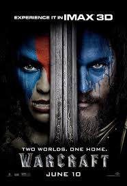 imax home theater warcraft in theaters u0026 imax june 10 2016 2016 one sheets