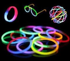 party stuff glow stick party ideas