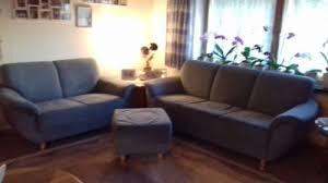 sofa garnitur 3 teilig garnitur 3 teilig rauchblau in bayern kochel am see