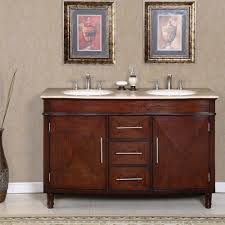 Bathroom Double Vanity by 55