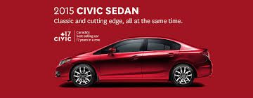 honda civic best year honda civic canada s best selling car for 17 consecutive years