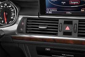 audi computer 2013 audi a6 reviews and rating motor trend