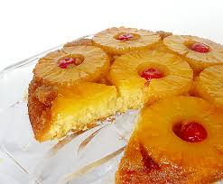 pineapple upside down cake livestrong with a taste of yellow 2009