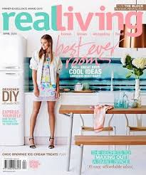 Designer Kitchens Magazine 24 Best Real Living Images On Pinterest Magazine Covers Real