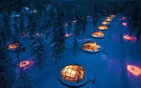 where can i see the northern lights in iceland kakslauttanenigloo northern lights hotels where to watch the