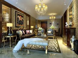 Modern Living Rooms From The Far East - Chinese living room design
