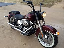 2005 harley davidson heritage softail classic winter project