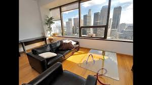 Apartments Downtown La by Downtown Los Angeles Condos For Rent 1100 Wilshire Blvd 2809
