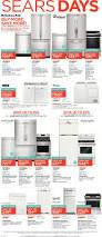sears weekly flyer major appliances furniture u0026 mattresses