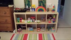 organisation chambre ordinaire organisation chambre enfant 2 semaine montessori 6