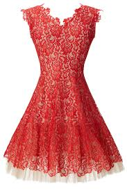 red lace dahlia dress by nha khanh for 100 rent the runway