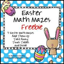 88 best holiday math easter images on pinterest kindergarten