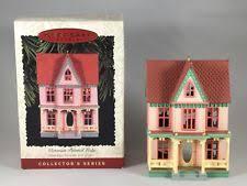 hallmark nostalgic houses and shops ebay