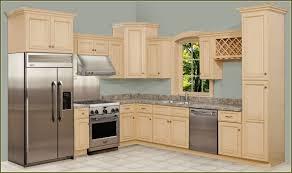 Kitchen Cabinet Ready To Assemble Modern Walnut Kitchen Cabinet - Home depot kitchen wall cabinets