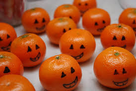 healthy treats halloween ghost mandarine my easy recipesmy easy