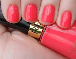 22 best coral nails images on pinterest coral nails nail