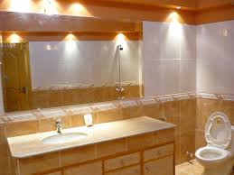 bathroom bathroom lights led polished chrome vanity lights