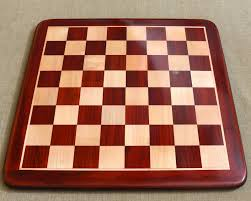 buy red color bud rose wood indian chess board online