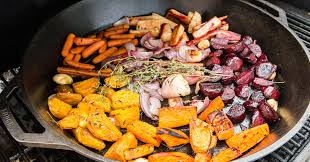 How Long To Roast Root Vegetables In Oven - roasted root vegetables traeger wood fired grills