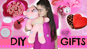diy quick and easy valentine u0027s day gifts youtube