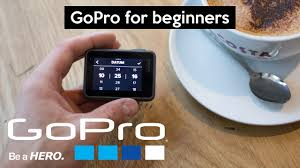 gopro hero 5 users guide tutorial for beginners wifi setup