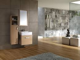 3 most efficient bathroom remodeling ideas midcityeast eye catching stone wall to be combined with glass wall for bathroom remodeling