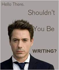 Writing Meme - mid week meme shouldn t you be writing h l petrovic