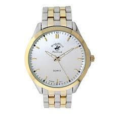 mens beverly hills polo club bracelet watch 53496 boscov u0027s