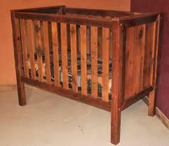 Baby Crib Convertible barn wood convertible baby crib u2014 barn wood furniture rustic
