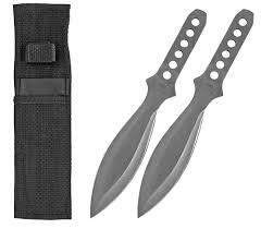 wholesale knives now available at wholesale central items 1 40 spear point throwing knives silver