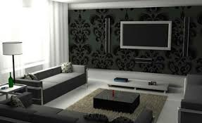 tende per soggiorno moderno tende per salone eleganti soggiorno bianco e nero disegni 20