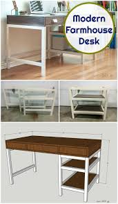 Diy Desk Plan 40 Diy Home Decor Projects On A Cheap Budget Diy Crafts