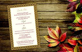 e invite gold leaf design studio