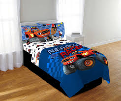 amazon com blaze and the monster machines comforter and sheets