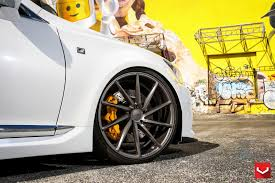 lexus ls 460 brembo brakes white lexus ls 460 f sport riding high on 22