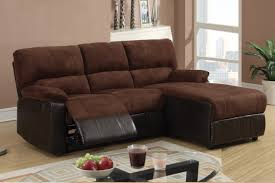sofa beautiful small sectionals with recliners imposing small